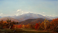 Mount Washington in Autumn